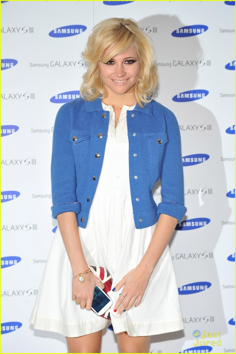 pixie lott samsung launch london 14