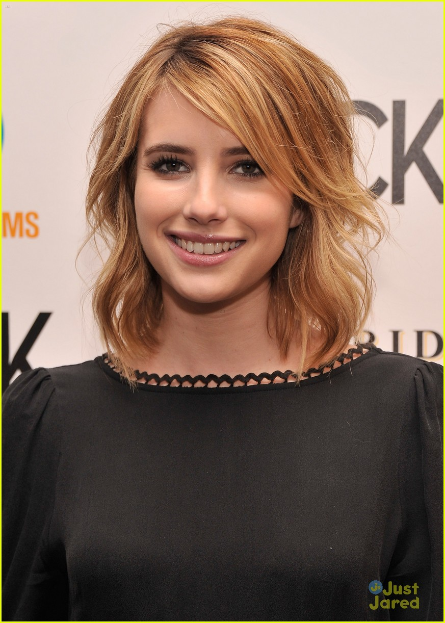 emma roberts hick screening 02
