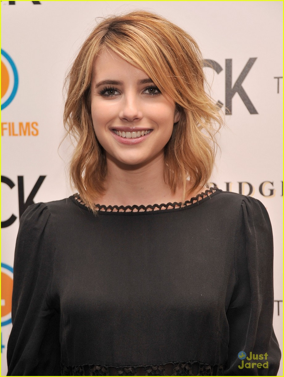 emma roberts hick screening 09