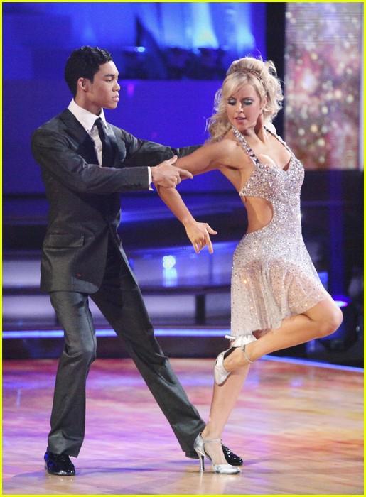 roshon fegan chelsie tango 09