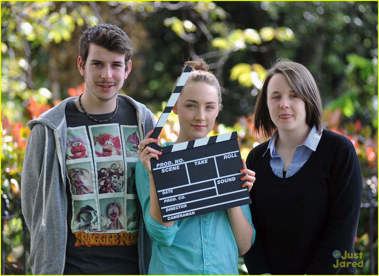 saoirse ronan bday cinemagic 17