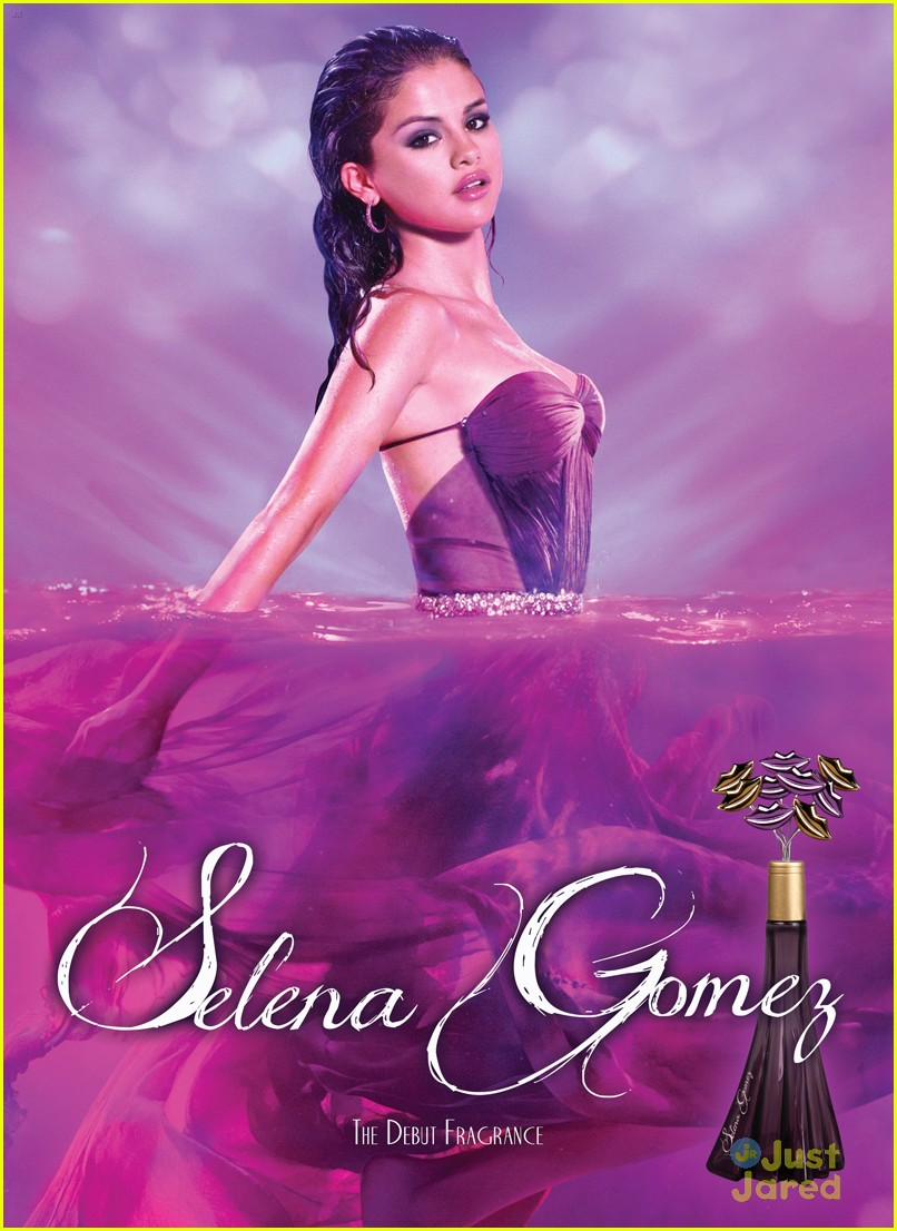 selena gomez fragrance ad 01