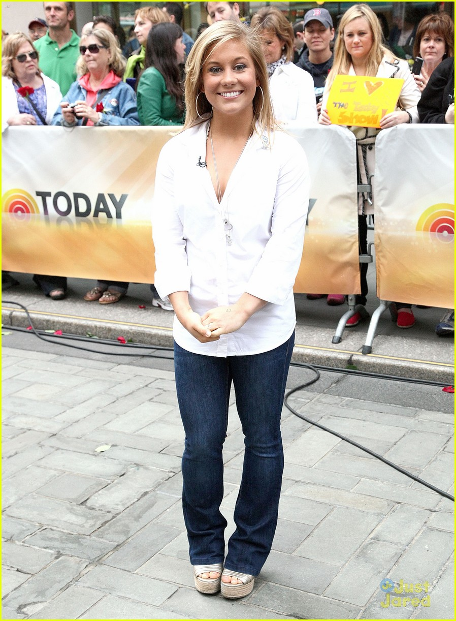 shawn johnson today show 06