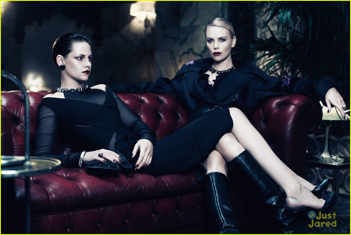 kristen stewart charlize theron interview 06