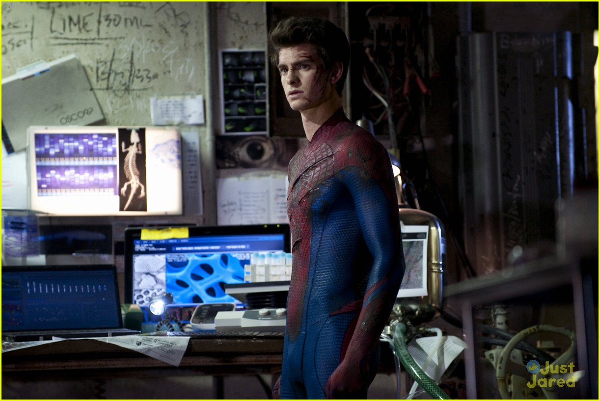 emma stone andrew garfield spiderman stills 06