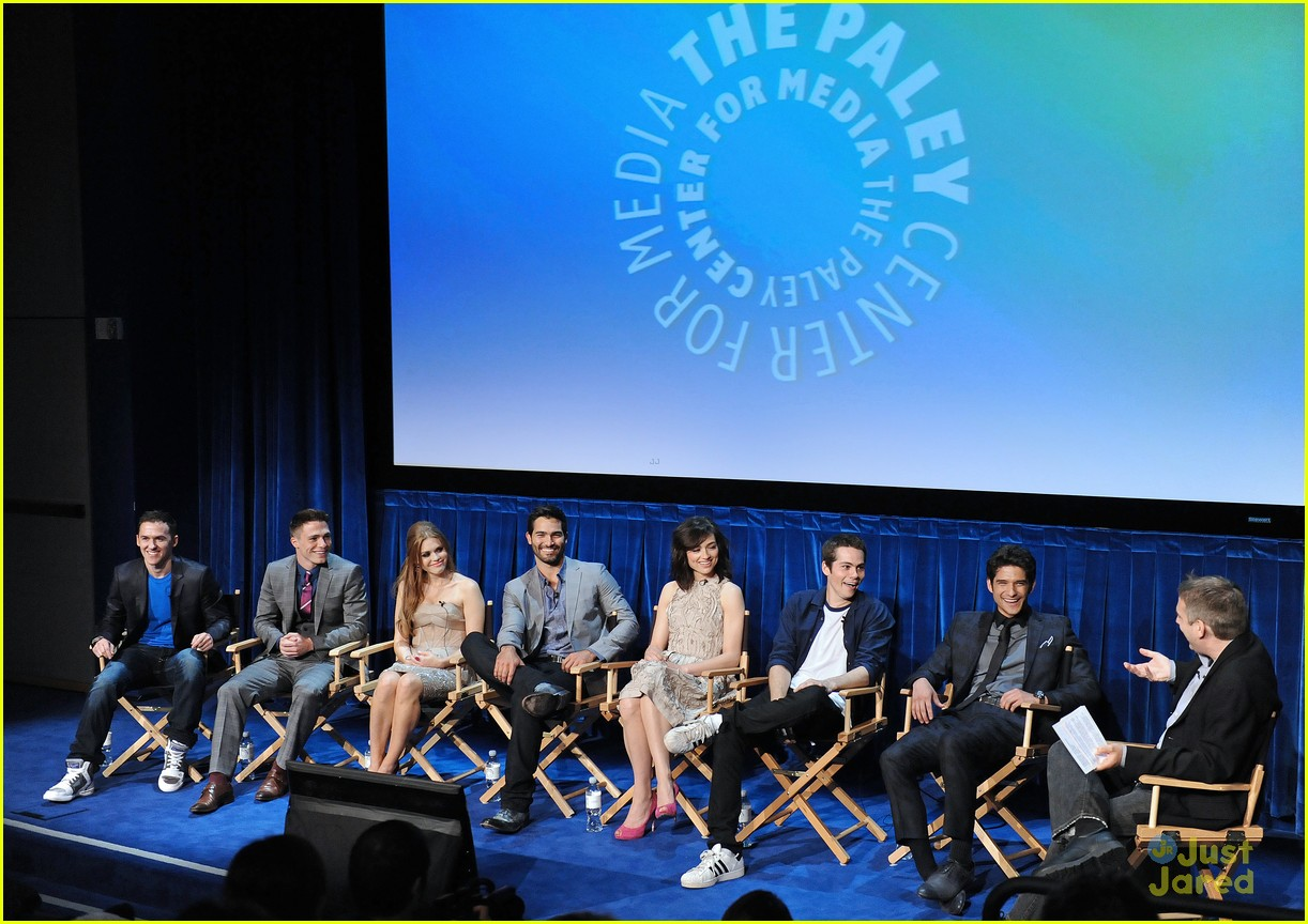 teen wolf paley center 04