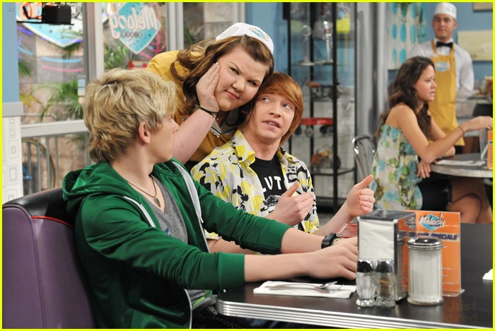 austin ally diner dater 08