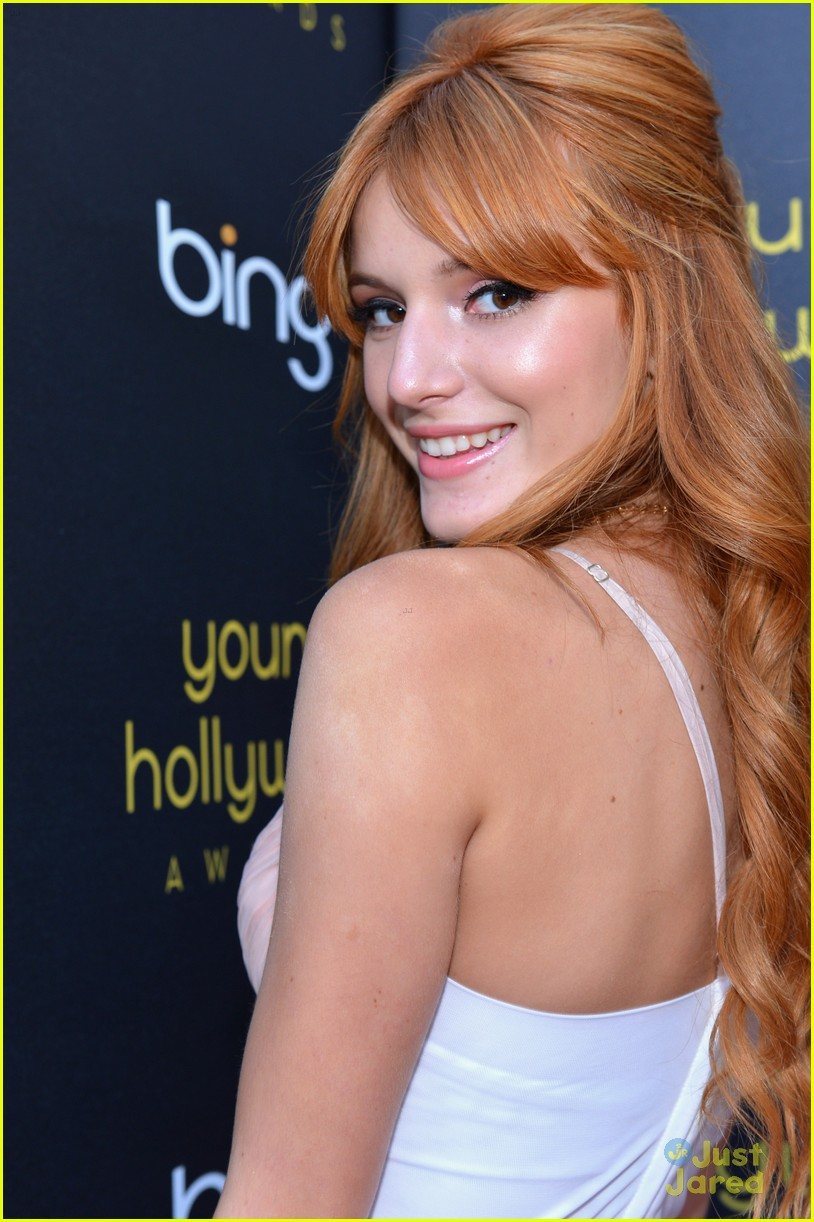 bella thorne fathers day interview 20