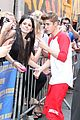 Bieber-letterman justin bieber letterman nyc 11