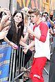 Bieber-letterman justin bieber letterman nyc 11