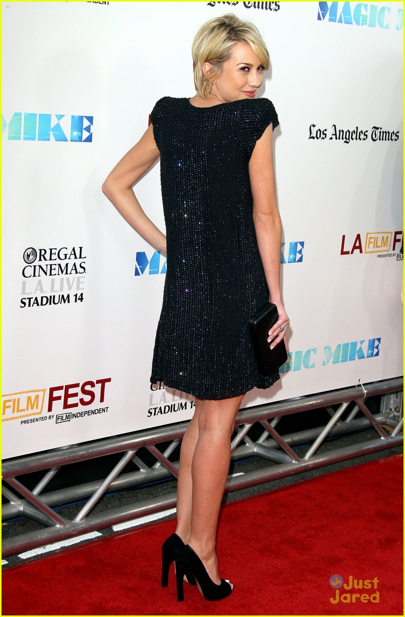 chelsea kane magic mike premiere 10
