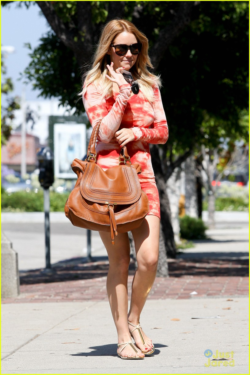 lauren conrad tye dye dress 01