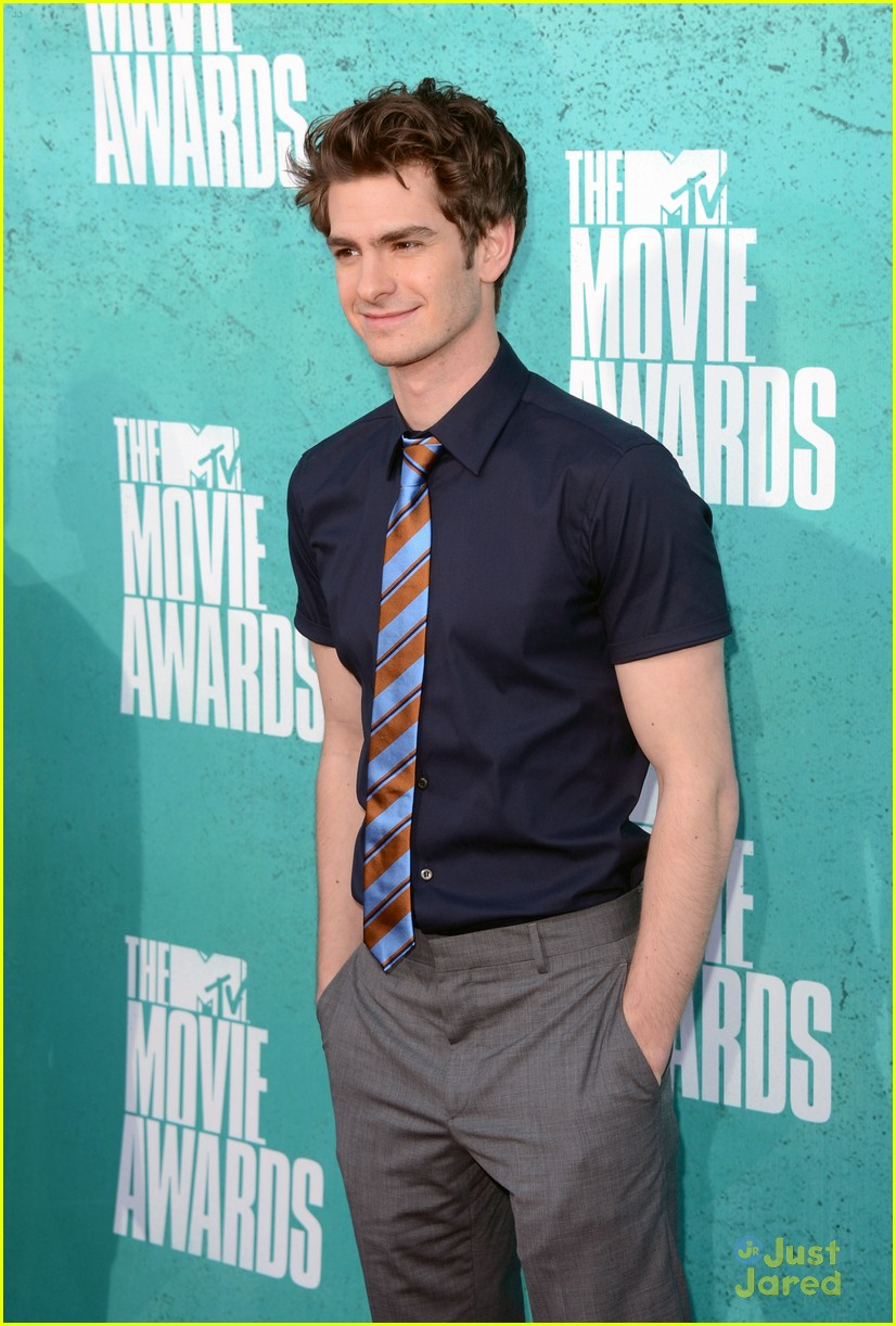 emma stone andrew garfield mtv movie awards 19