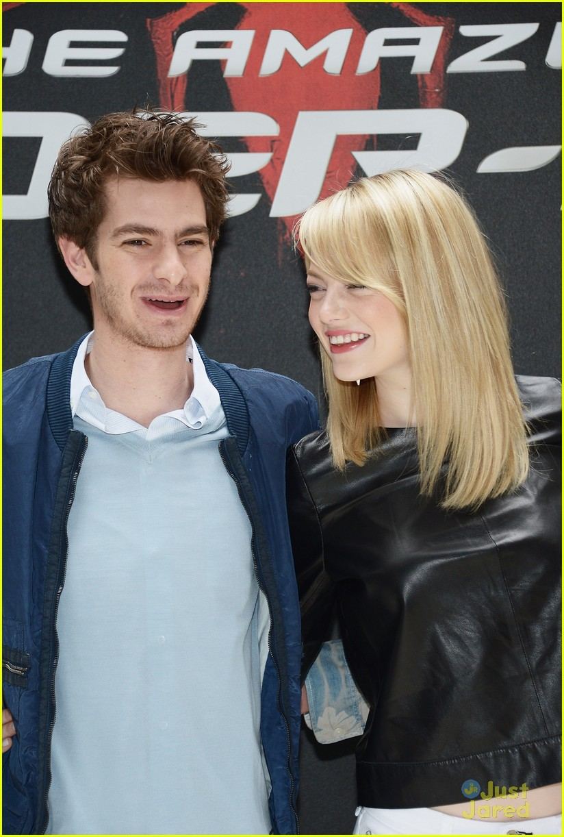 emma stone spiderman photocall 05