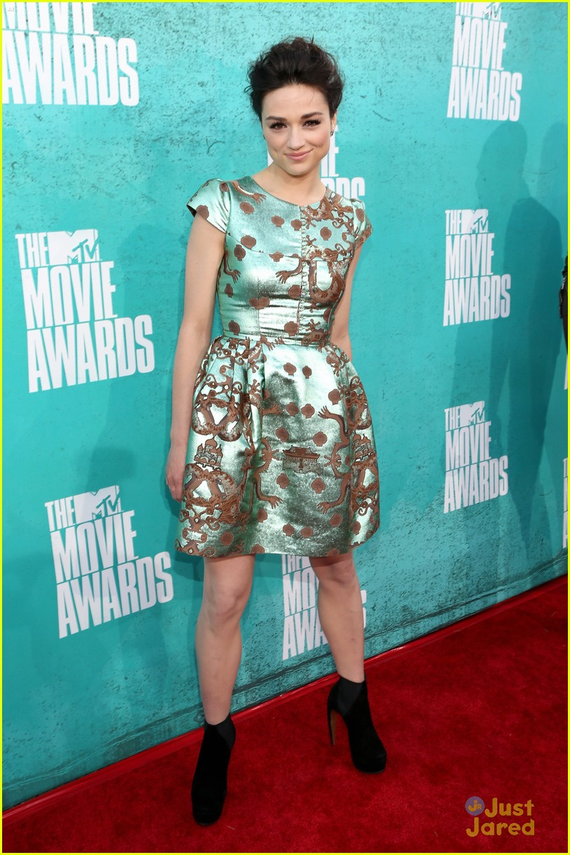 holland crystal tyler 2012 mtv awards 10