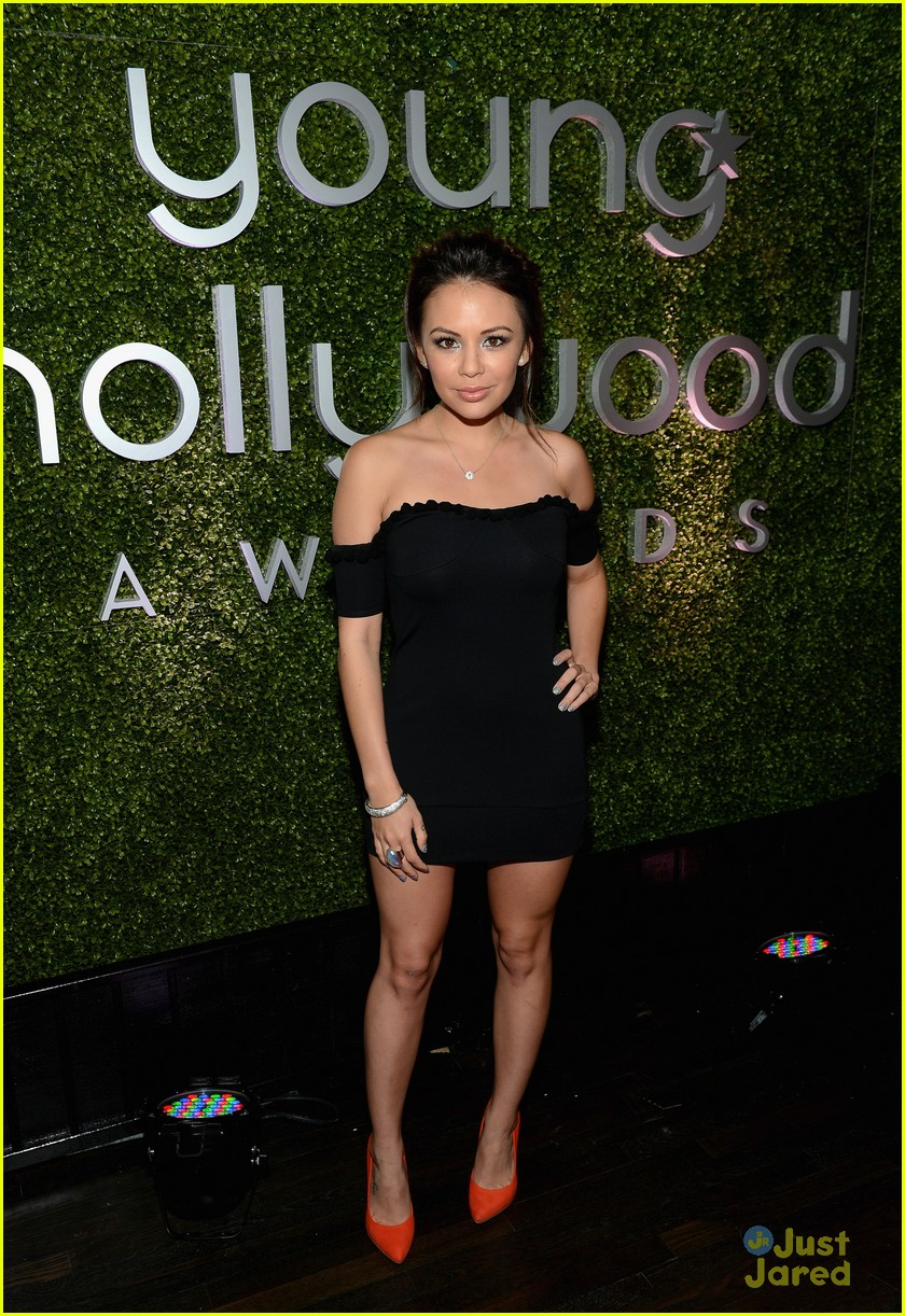 janel parrish yh awards 08