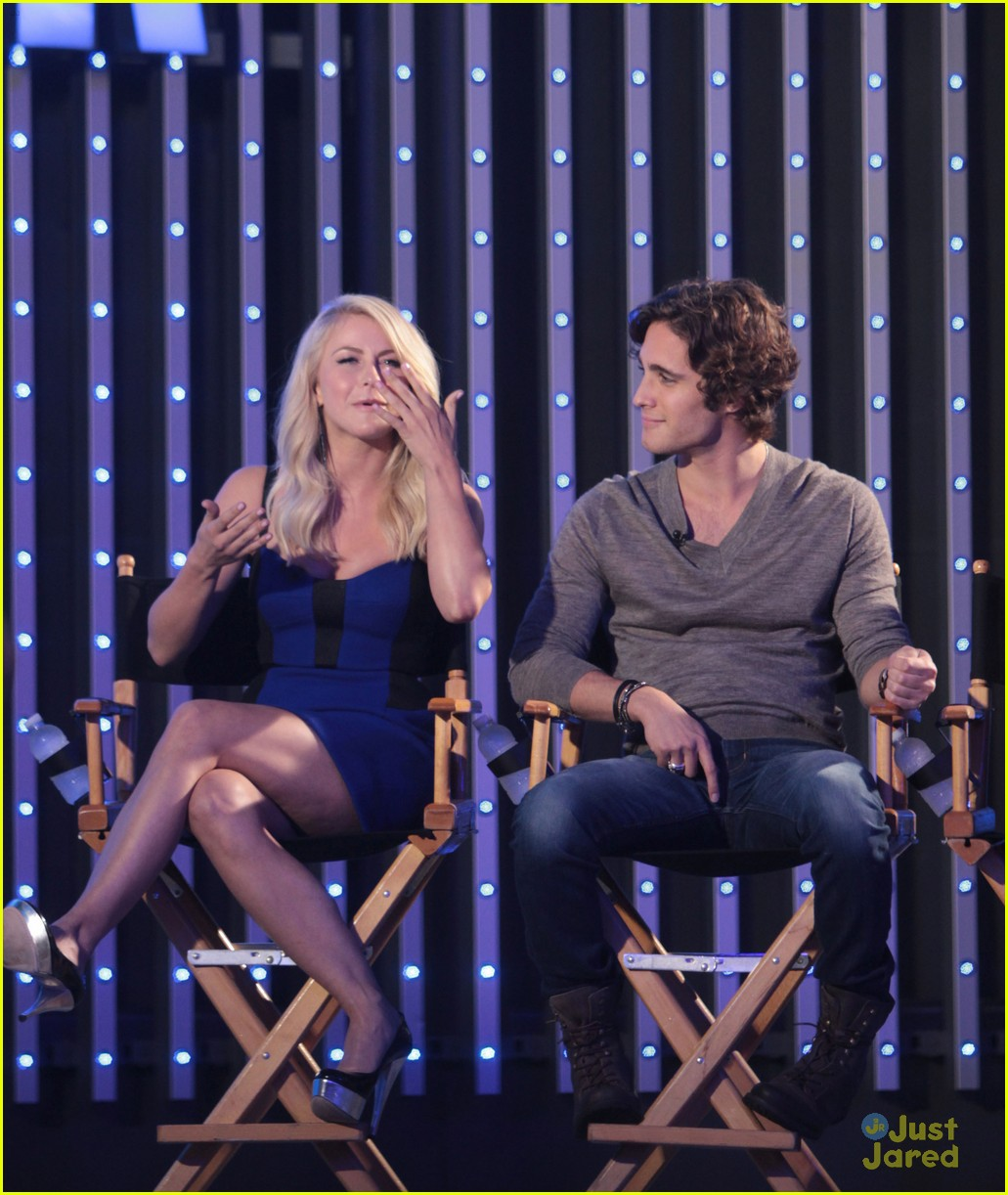 julianne hough diego boneta rock qa guys choice 16