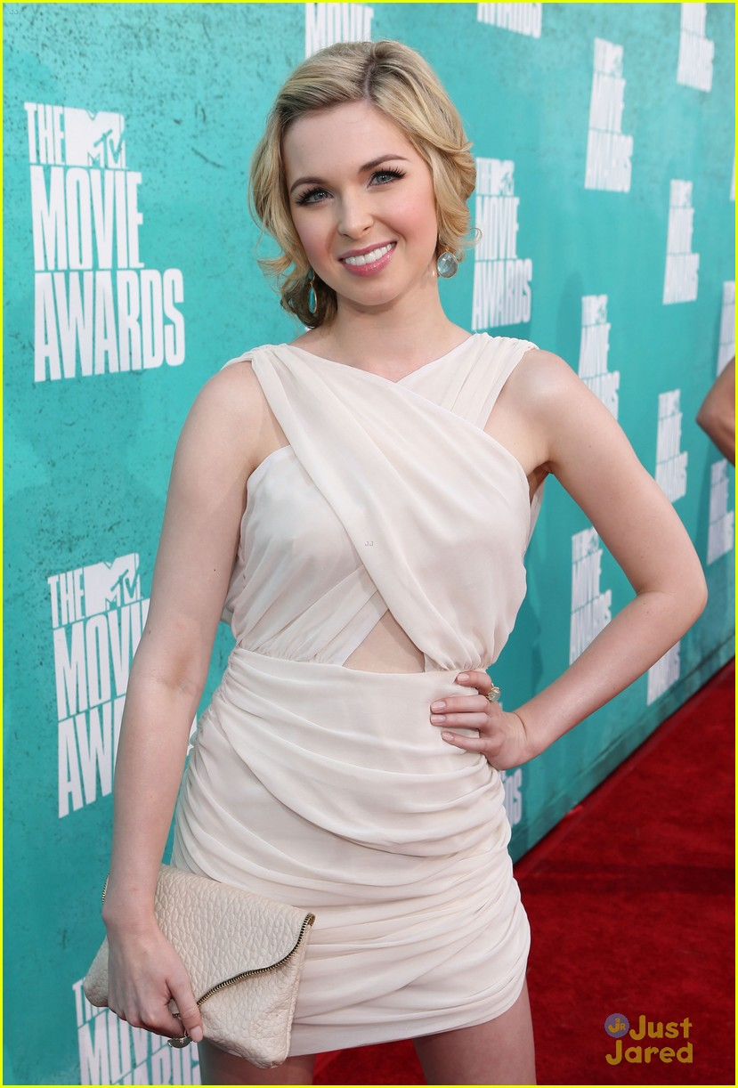 kirsten alex amy jillian lauren mtv movie awards 19