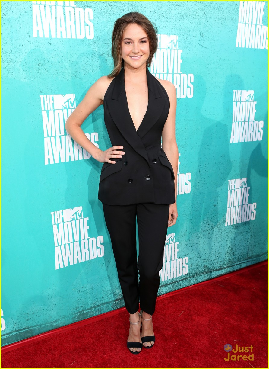 shailene woodley mtv movie awards 14