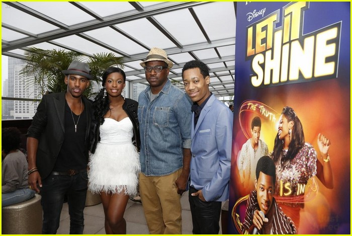 let it shine disney listening party 07