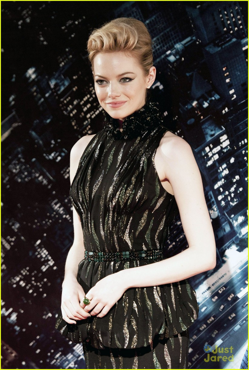 emma stone andrew garfield rome spiderman 15