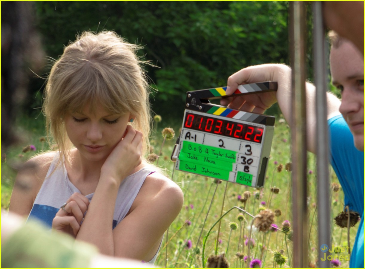 taylor swift bob video shoot 04