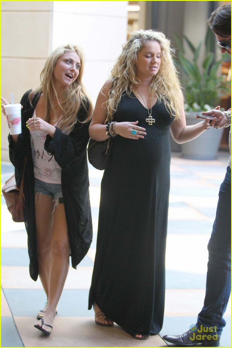 tiffany thornton lunch cassie scerbo 05