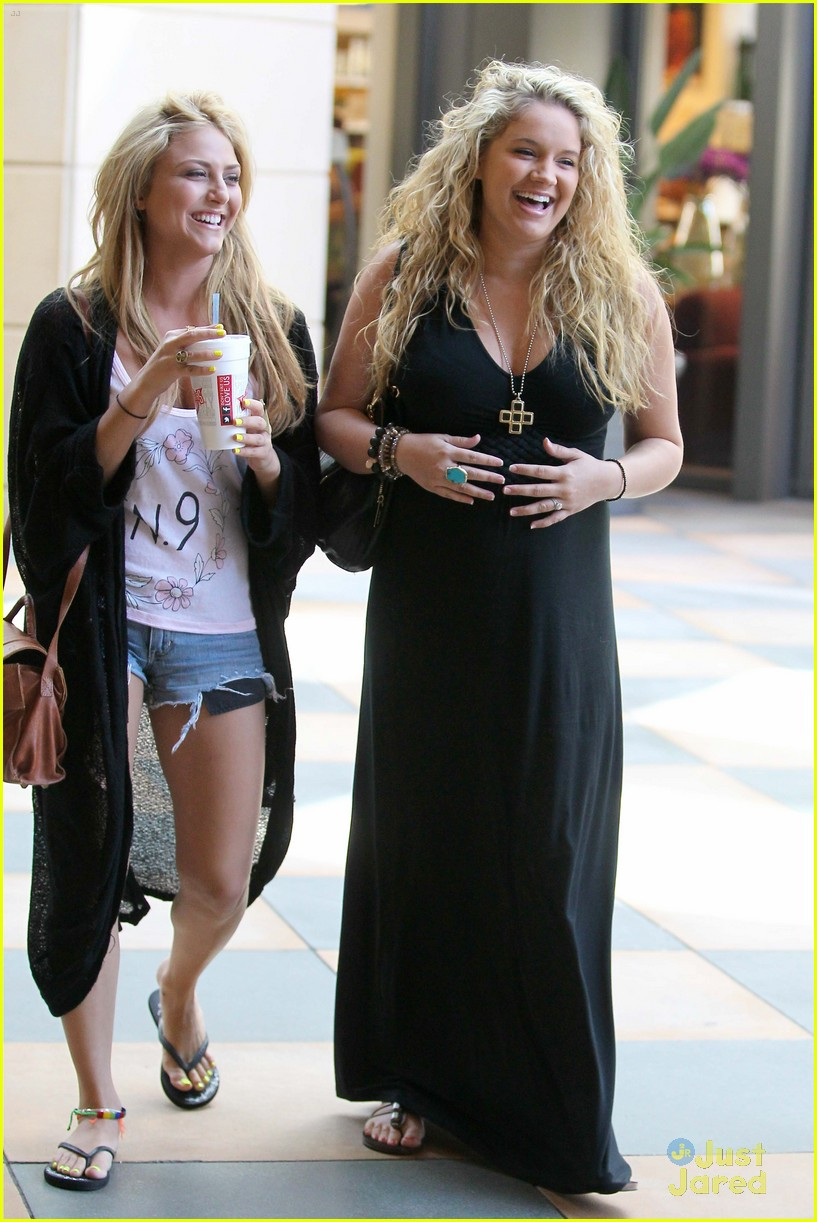 tiffany thornton lunch cassie scerbo 06