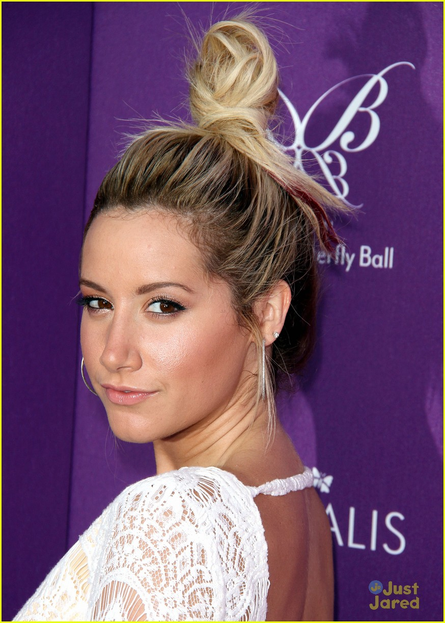 ashley tisdale butterfly ball 06