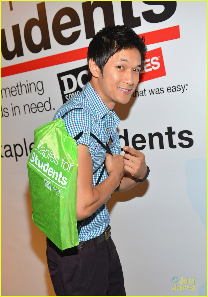 ally maki meaghan martin harry shum staples 08