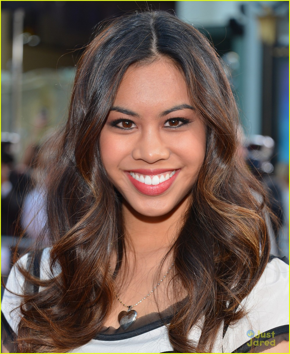 ashley argota step up premiere 13