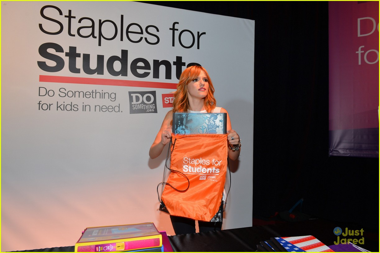 bella thorne do something party 05
