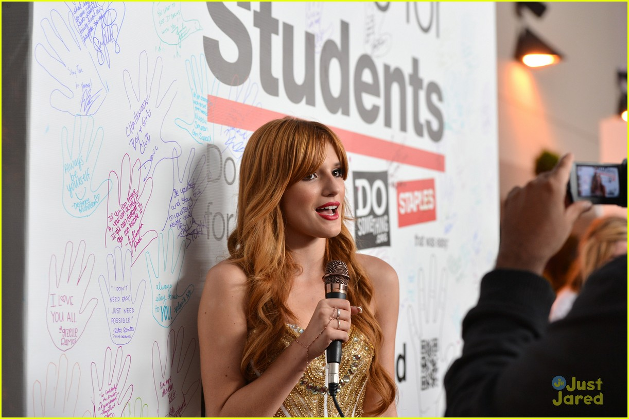 bella thorne do something party 07