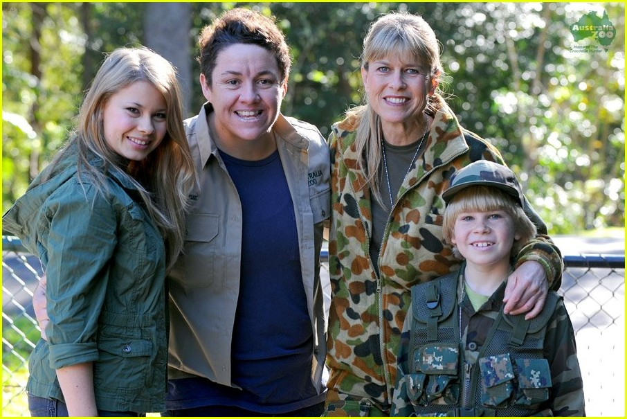 bindi irwin boot camp bday 01
