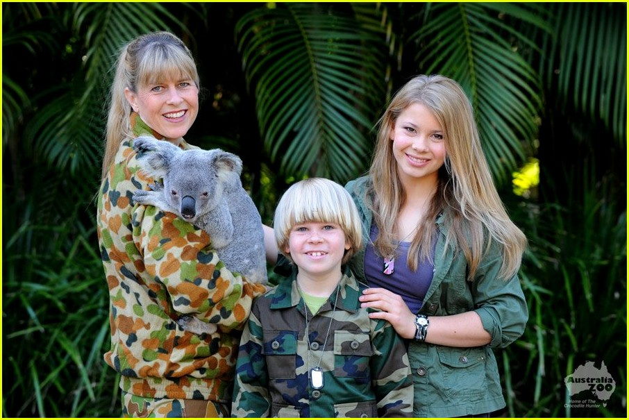 bindi irwin boot camp bday 03