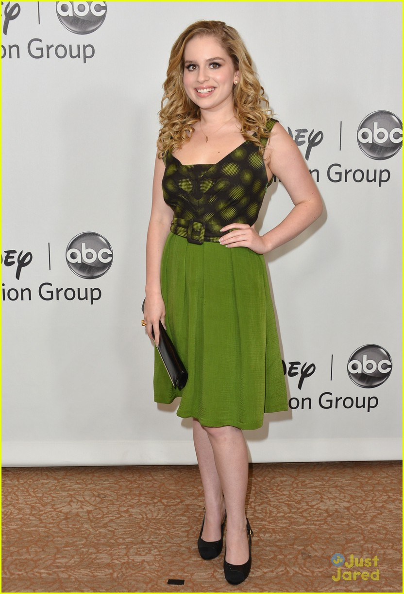 carly chaikin allie grant tca party 05