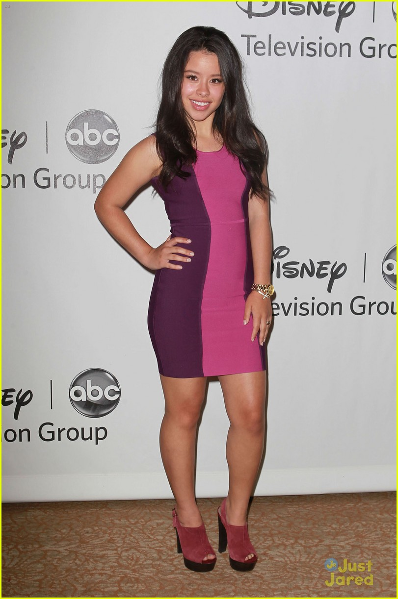 cierra ramirez secret abc party 13