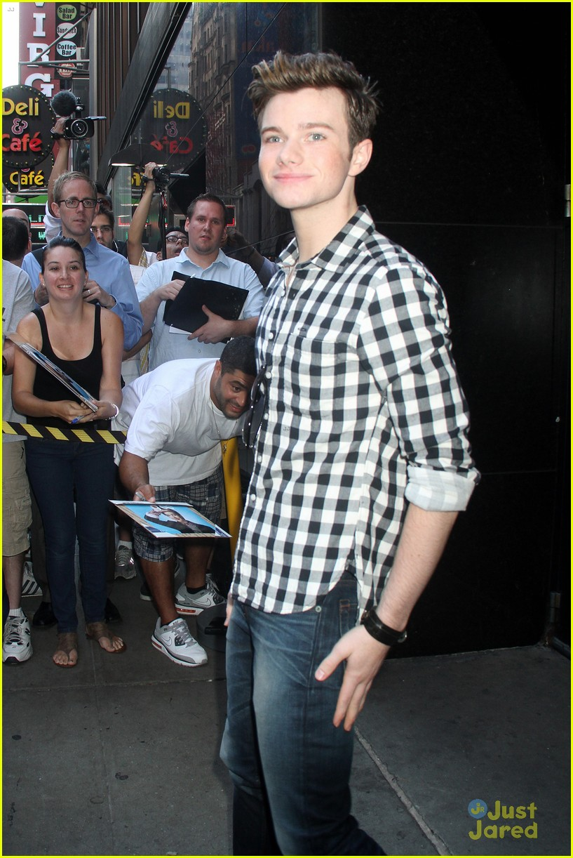 colfer book gma 03