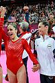 Gymnasts-gold us gymnasts win gold 04