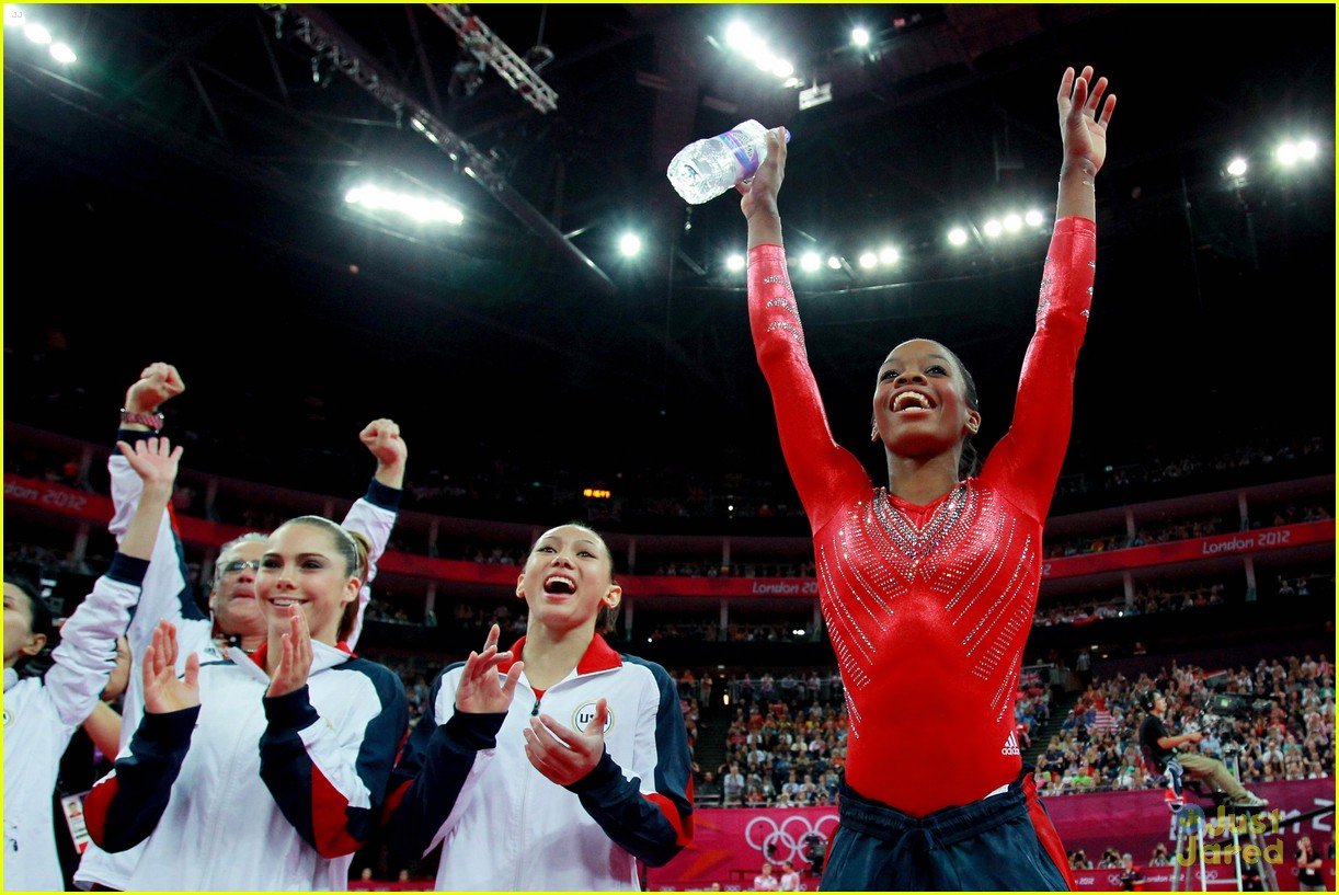 us gymnasts win gold 07