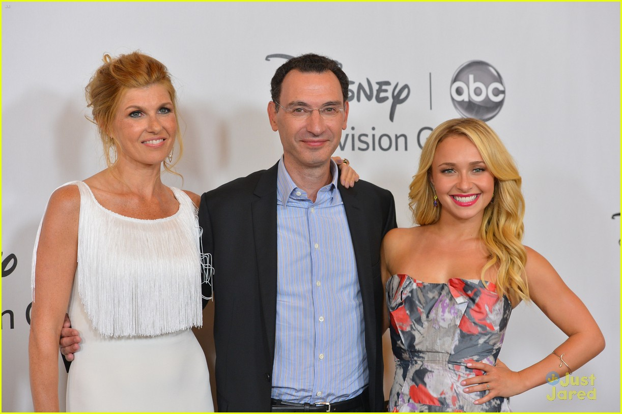 hayden panettiere abc party 02