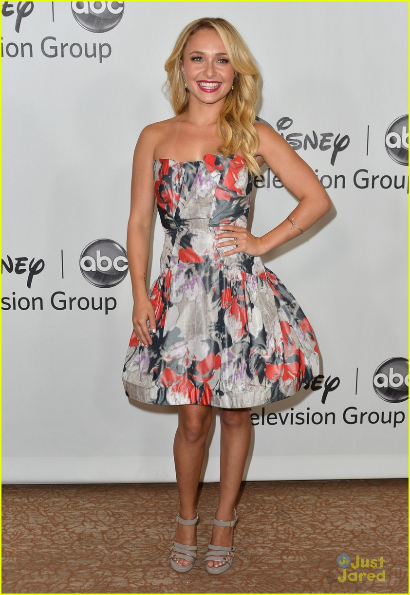 hayden panettiere abc party 09