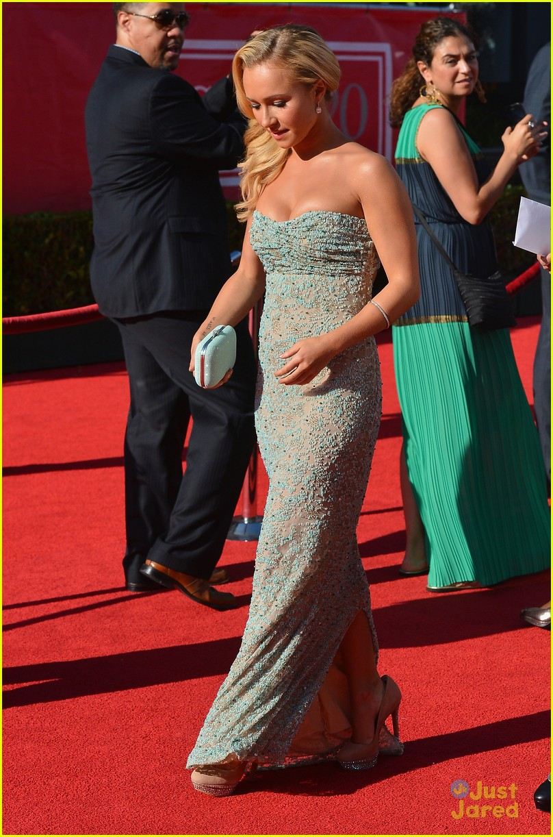 hayden panettiere espy awards 12