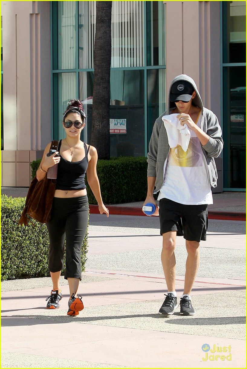 vanessa hudgens work out austin 02