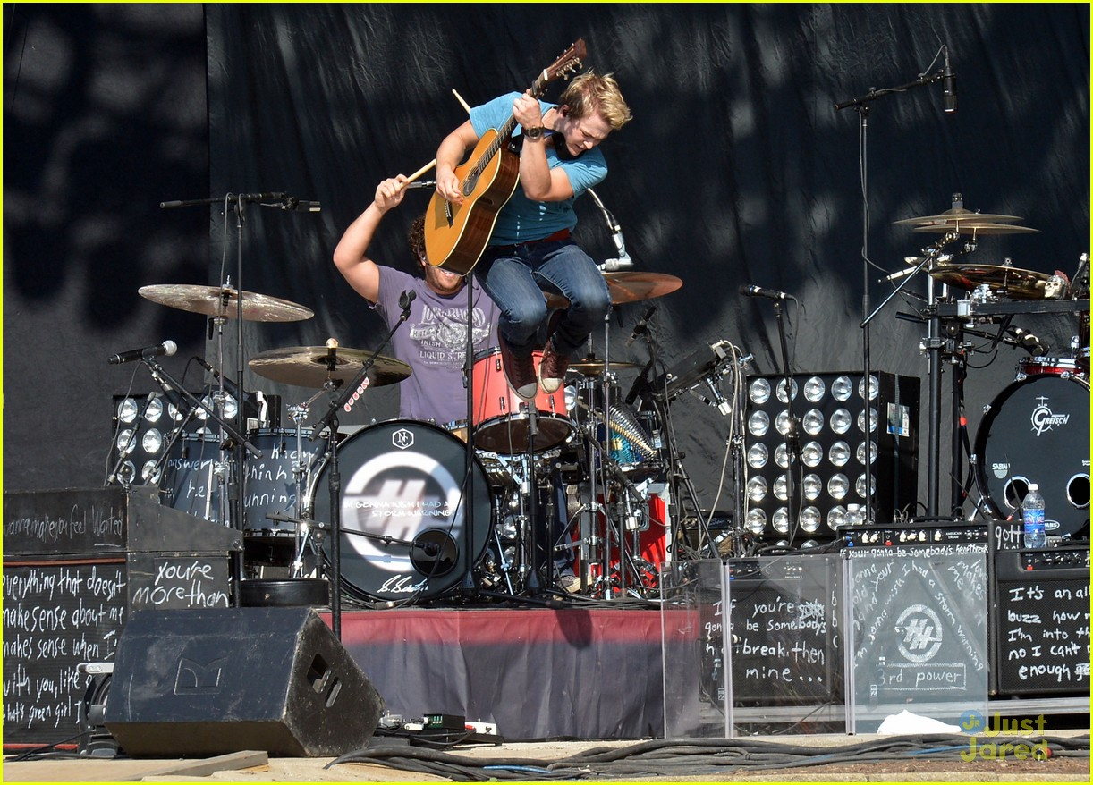 hunter hayes country thunder 02