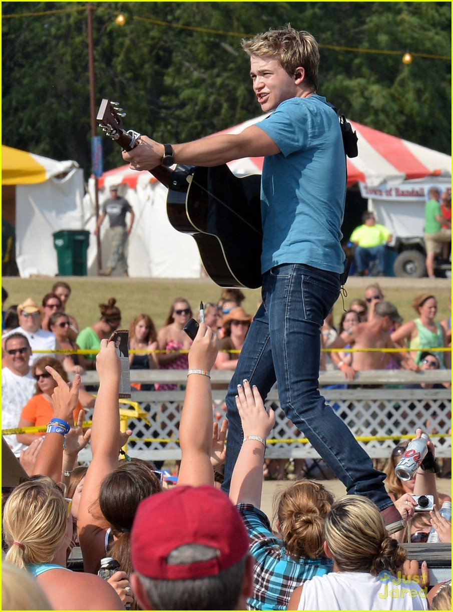 hunter hayes country thunder 10