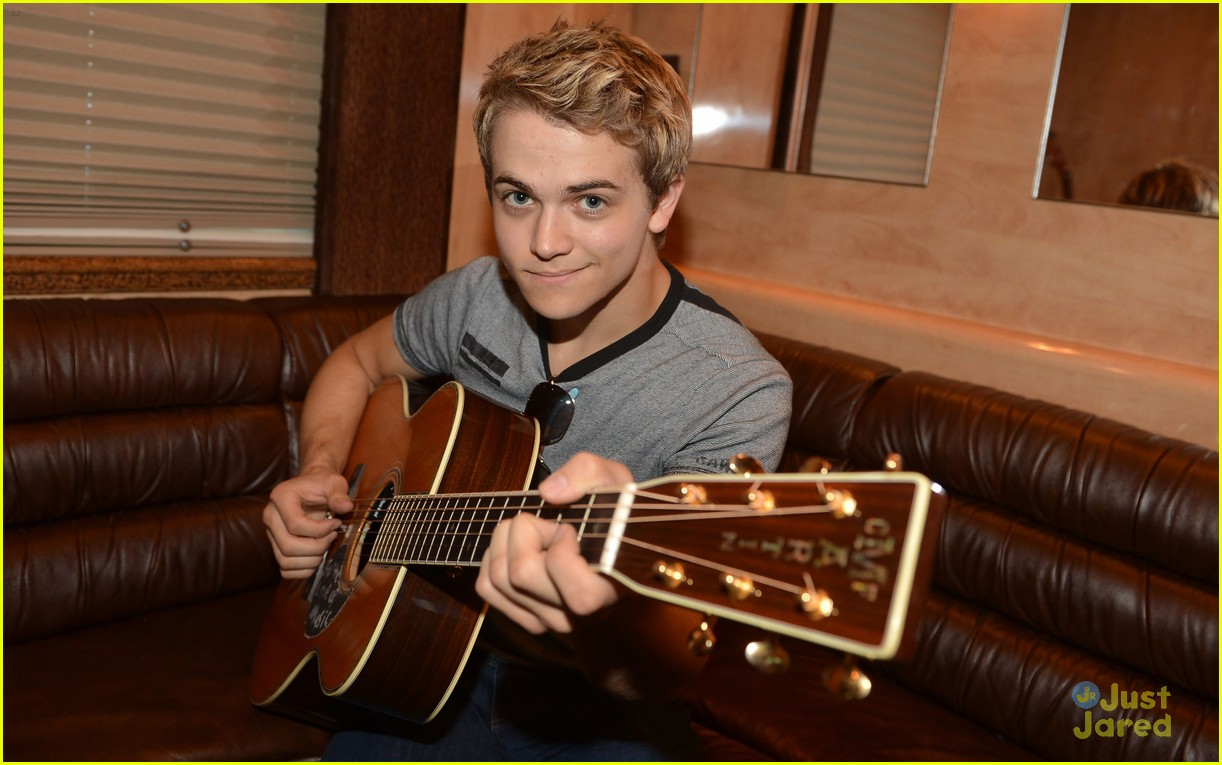 hunter hayes country thunder 19