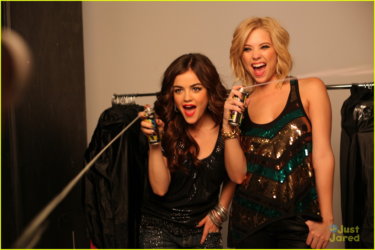 lucy hale ashley benson bongo fall 12