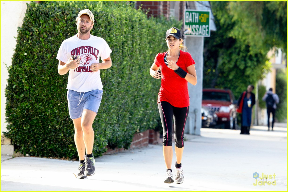 nikki reed jog paul mcdonald 09