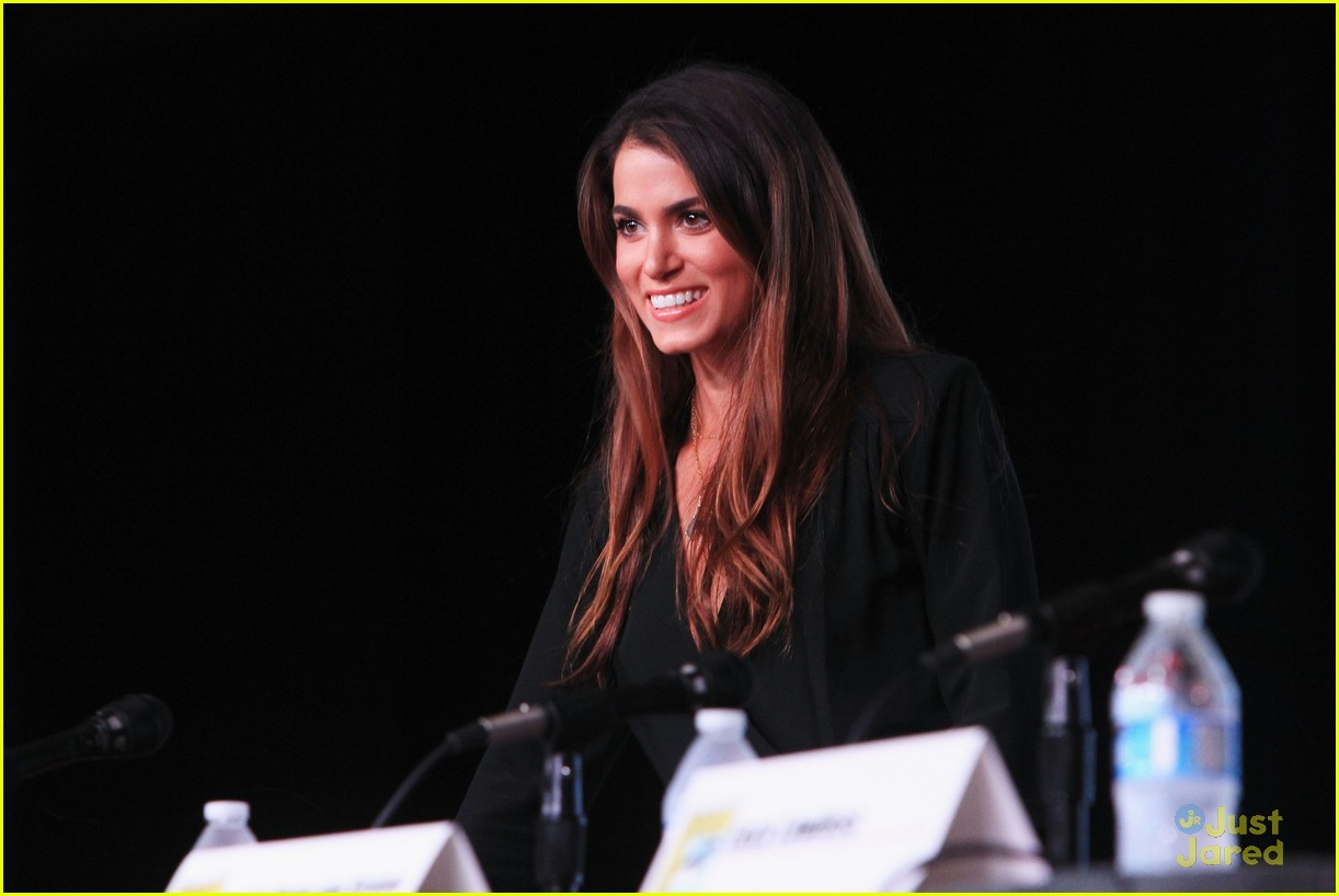 nikki reed powerful women panel 02